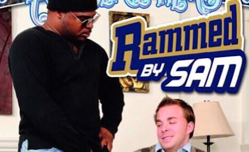 <em>RAMMED BY SAM</em>