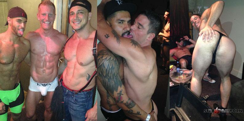 Raging/Falcon Gay Porn Stars Take Over Folsom: Shawn Wolfe, Boomer Banks, Andrew Stark, Derek Atlas & More!