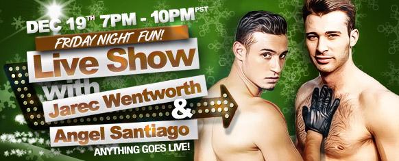 Randy Blue Announces Jarec Wentworth Live Show, Cancels It 4 Minutes Later