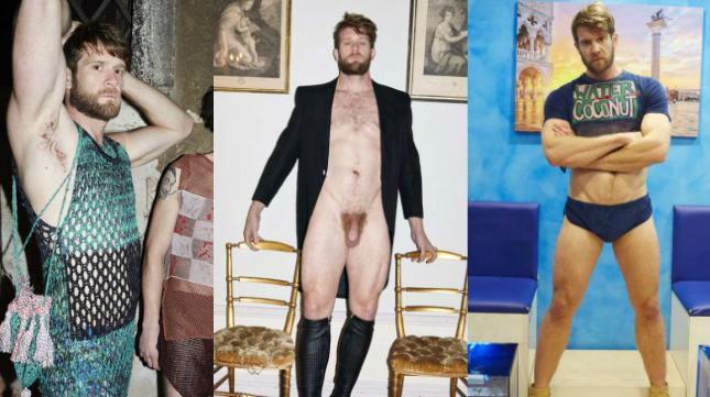 Colby Keller Does Vivienne Westwood