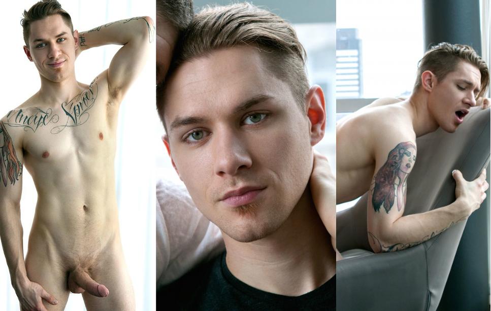 Hot Or Not: Gay Porn Newcomer Zak Bishop