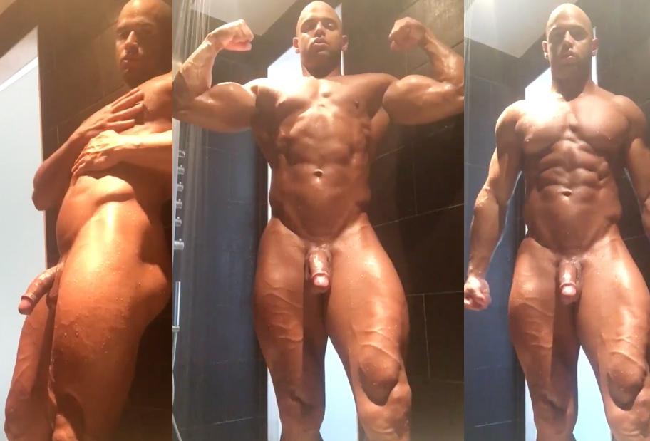 Sean Zevran's Shower Video Is The Best Gay Porn Scene Of 2016