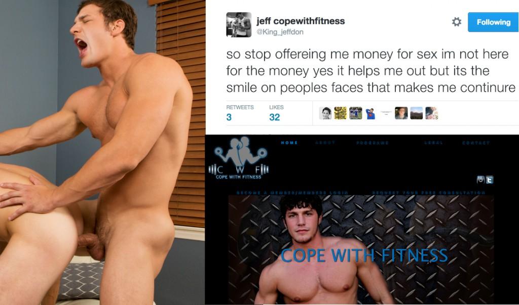 Sean Cody's Brandon Takes Fan Questions, Fucks Kristian Bareback