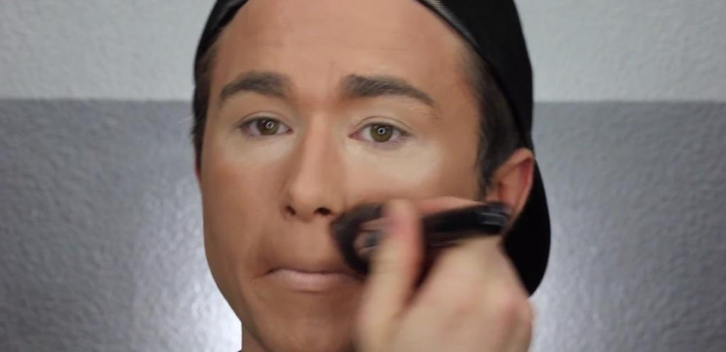 Leo Sweetwood's Trump Makeup Tutorial
