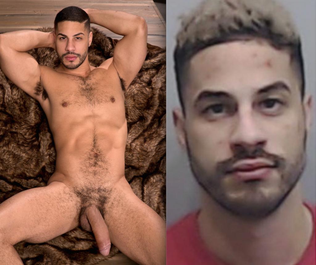 Big-Dicked Gay Porn Star Tyce Jax Arrested For Beating His Boyfriend (Again)
