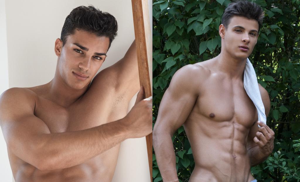 """Photos: Miguel Estevez And Andrei Karenin In BelAmi's """"Summer Break"""""""