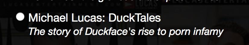 duckt