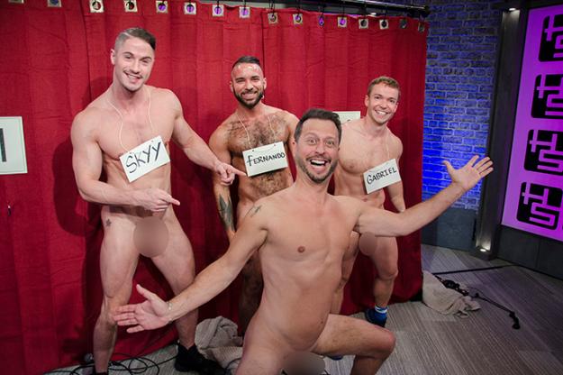 More Gay Porn Stars Visit Howard Stern Show