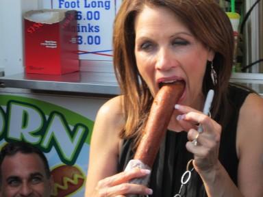 Delusional Michele Bachmann Wonders If God Wants Her To Run For Al Franken's Senate Seat