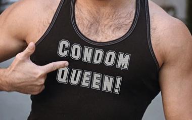 Condoms Are For…Queens!
