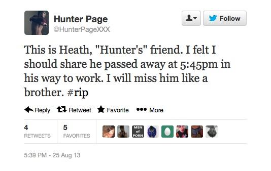 hunterdead
