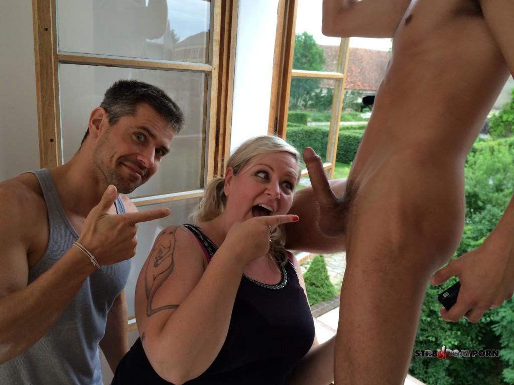 Exclusive: On The European Set Of NakedSword&#8217;s <em>Dirty Rascals</em>