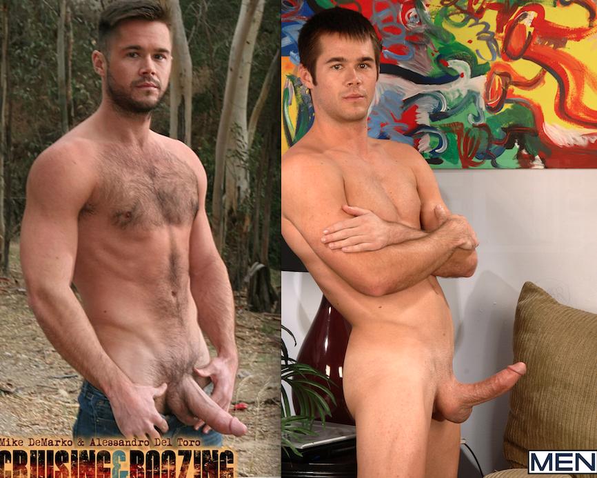 mike demarko gay porn star