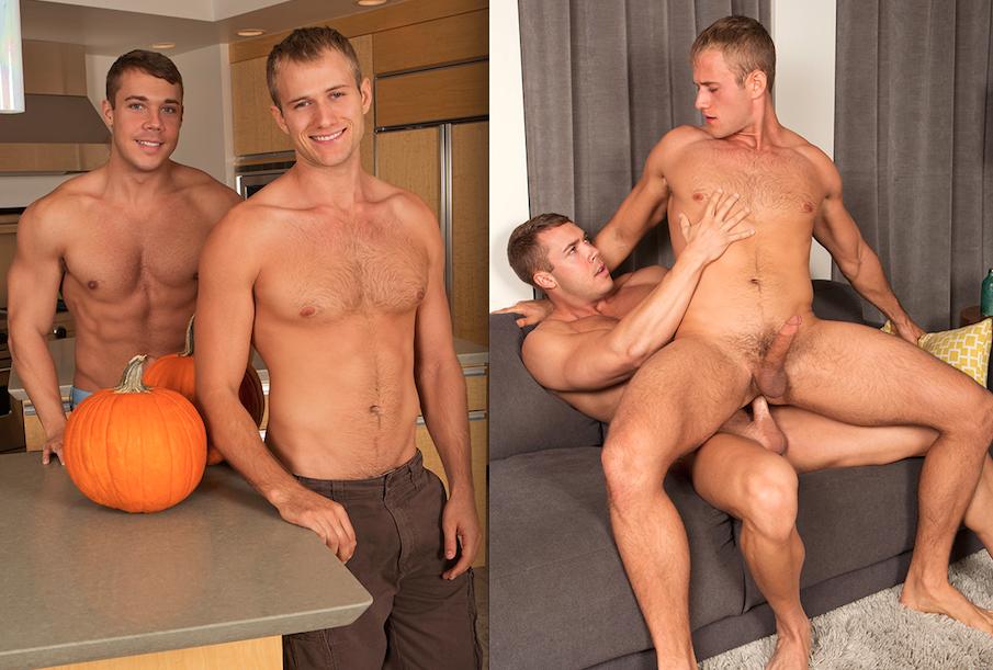 UGH: Even Sean Cody Made A Halloween Gay Porn