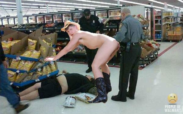 Dakota Wolfe Accused Of Shoplifting From Walmart