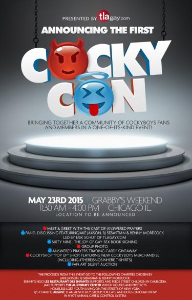 cockycon