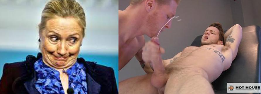 hillary gay porn 3