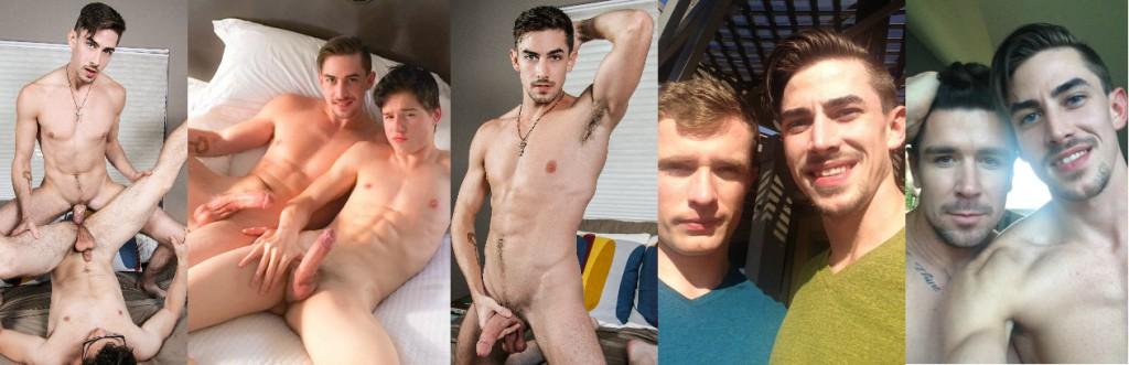 Gay Porn Newcomer Jack Hunter Fucks Markie More, Will Braun, Trenton Ducati, And More