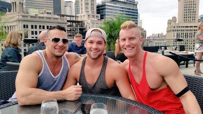JoeyD-Luke-Adams-JohnnyV-Gay-Porn-Stars-Threesome-1