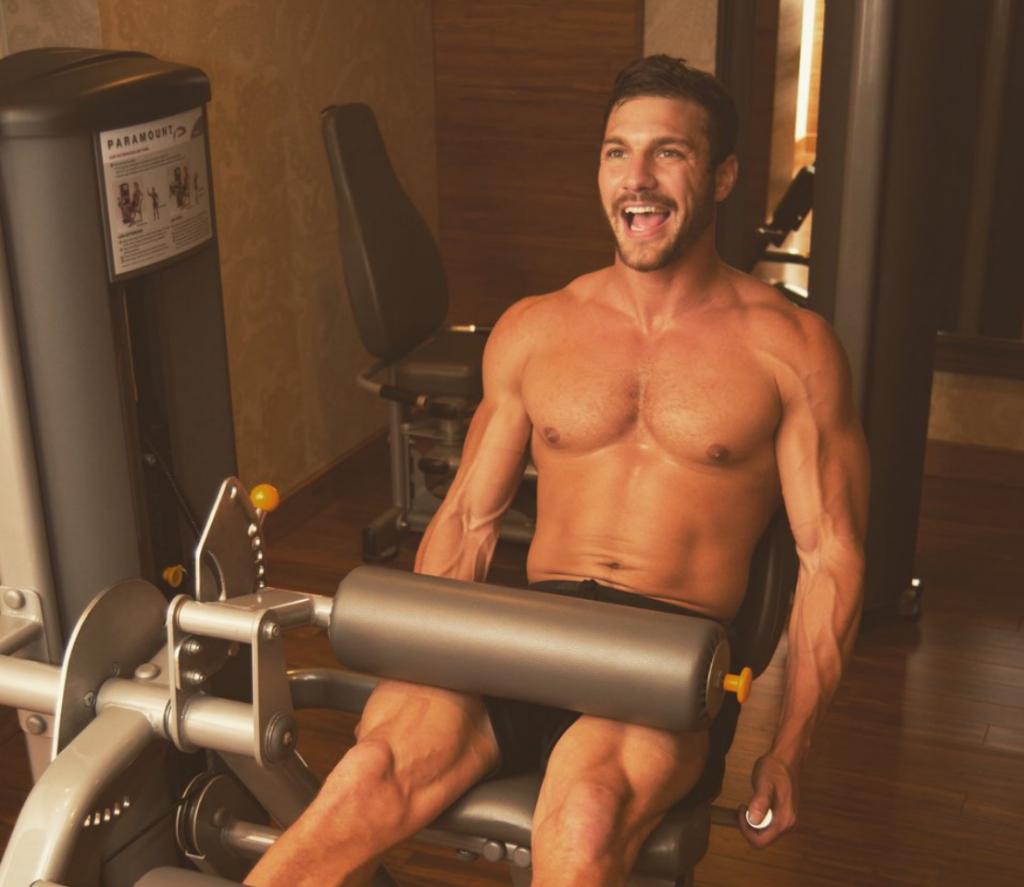 Sean Cody's Brandon Launches Kickstarter For Summer Tour And Fitness Program