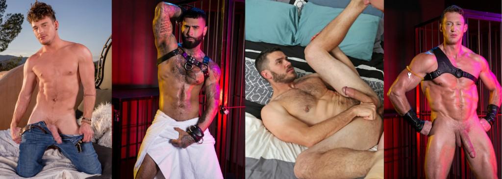 Gay Porn Superstar Weekend: Brent Corrigan, Rikk York, ChaosMen's Vander, Pierce Paris, And More