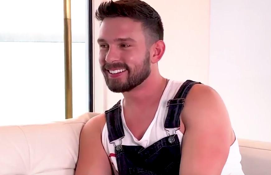 Marc MacNamara Interviews Gay Porn Star Casey <strike>Anthony</strike> Jacks