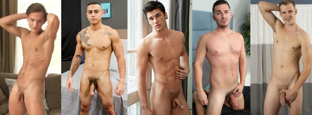 Battle Of The Gay Porn Newcomers: Sonny Vs. Mick Vs. Kelsey Vs. Cristo Vs. Marco