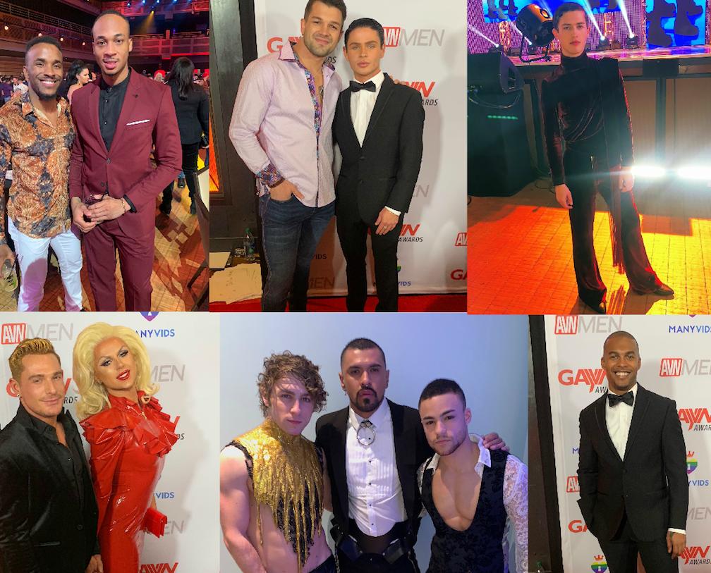 Photo Gallery: Gay Porn Stars At The 2019 GayVN Awards
