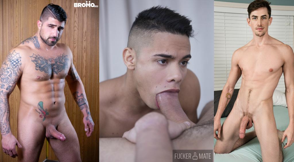 Gay Porn Superstar Weekend: Jack Hunter, Ryan Bones, Randy Junior, And More