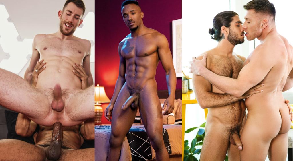 Gay Porn Superstar Weekend: Bruce Beckham, John Thomas, Pheonix Fellington, Diego Sans, And More