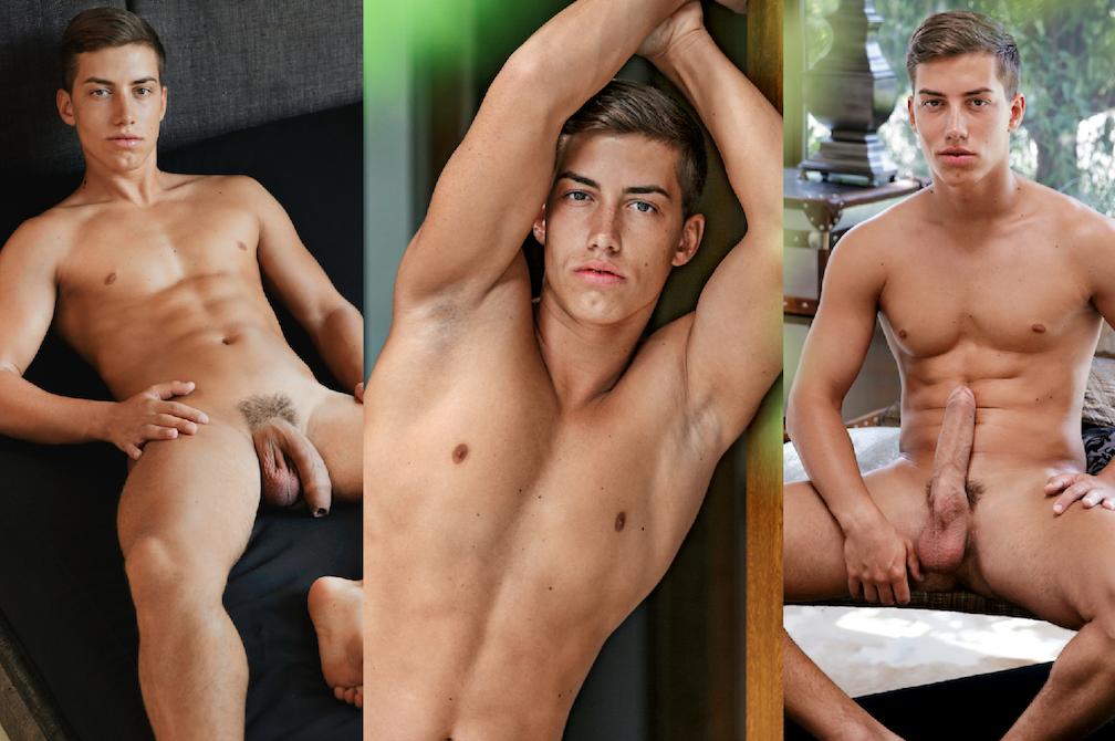 Gay Porn Star Joel Birkin's First BelAmi Art Collection Photo Set Is Here