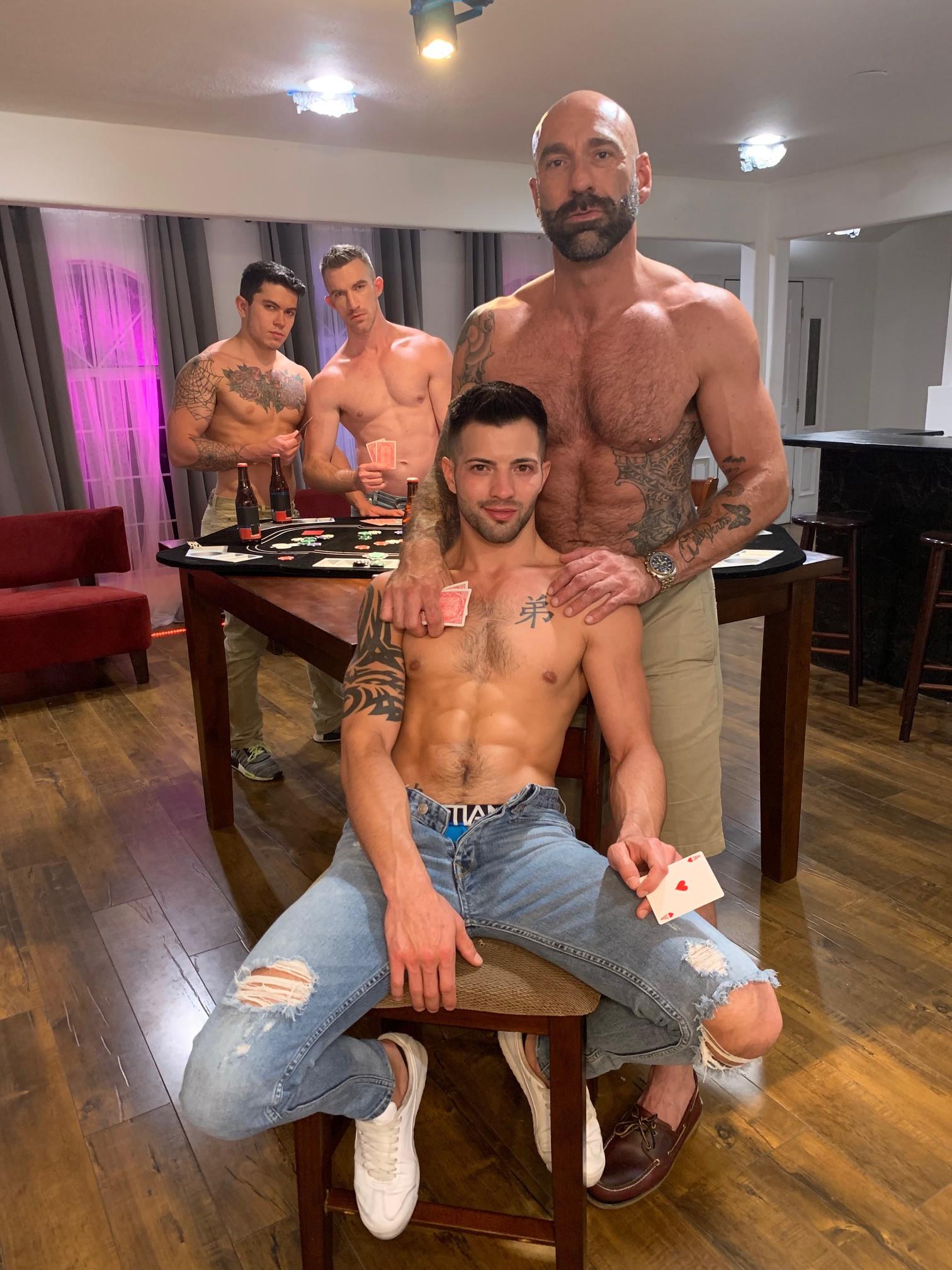 nick fitt fucks clark davis icon male gay porn bareback