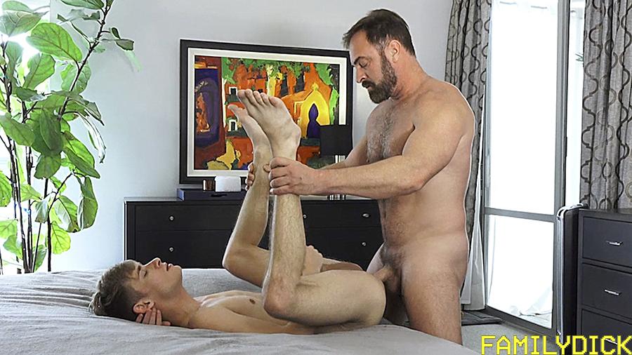 kristofer weston gay porn bareback family dick