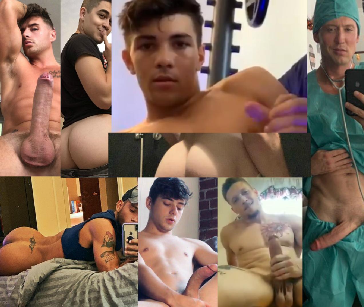 gay porn selfies