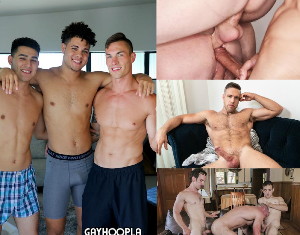 Gay Porn Superstar Weekend: Alex Mecum, Channing Rodd, Greg McKeon, John Thomas, And More